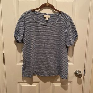 Forever21+ Cropped Tshirt